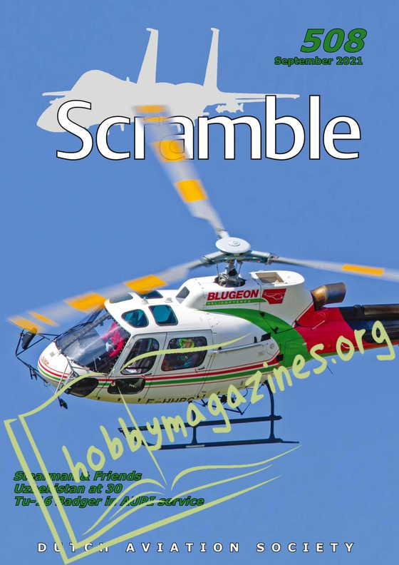 Scramble - September 2021