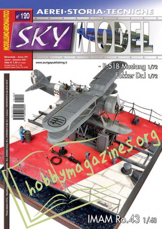 Sky Model - Agosto/Settembre 2021