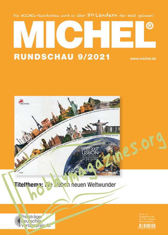 MICHEL Rundschau 2021-09
