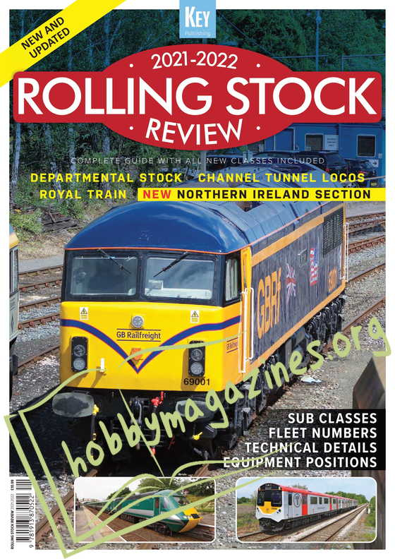 Rolling Stock Review 2021-2022