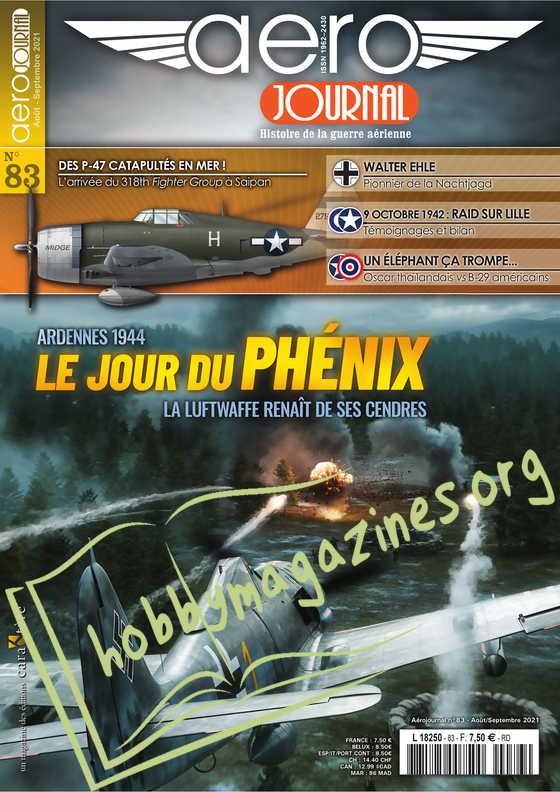 Aérojournal - Aout/Septembre 2021