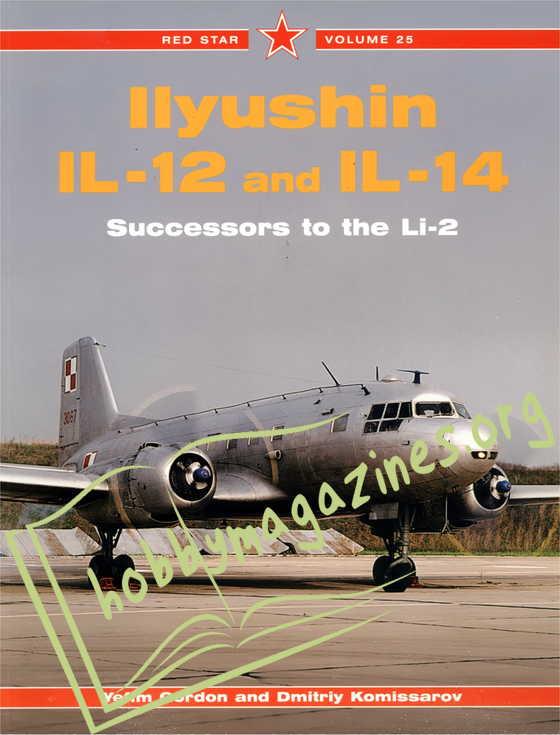 Ilyushin IL-12 and IL-14