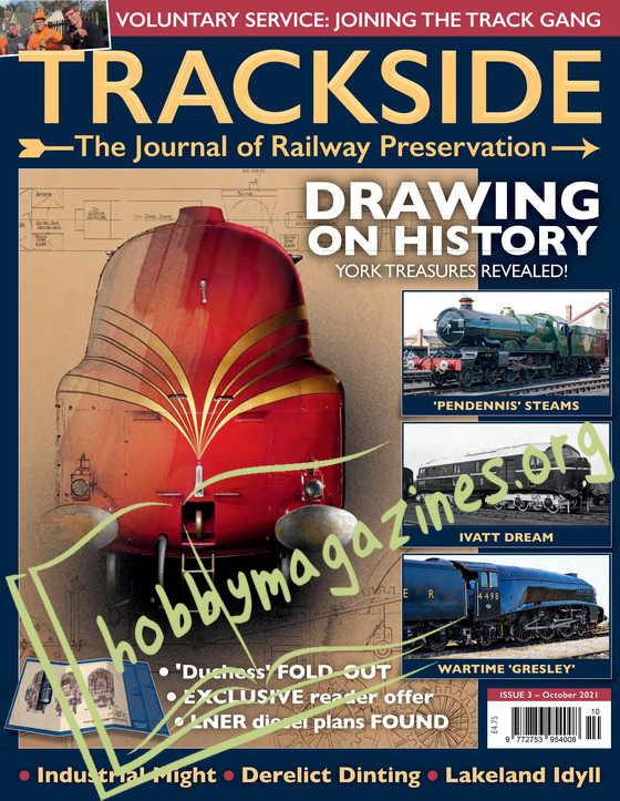 Trackside -  October 2021