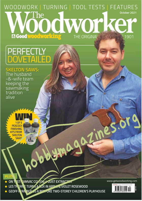 The Woodworker - October 2021