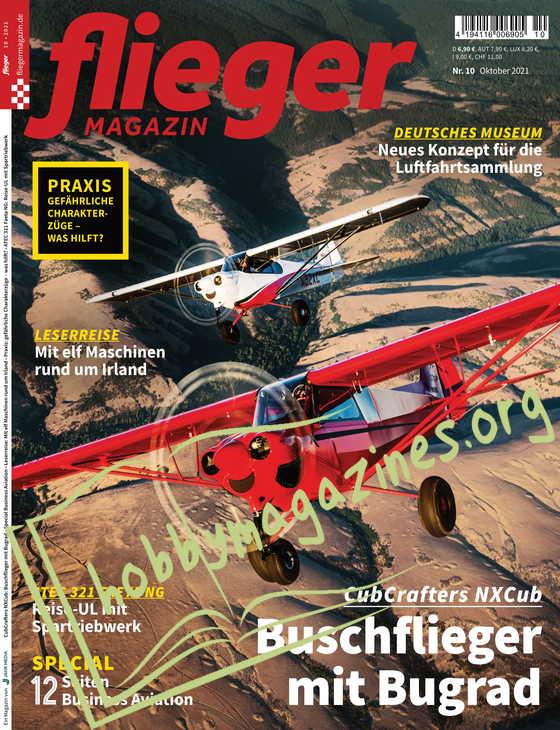 Fliegermagazin - Oktober 2021