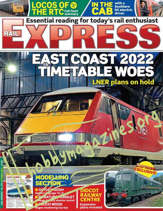 Rail Express - October 2021