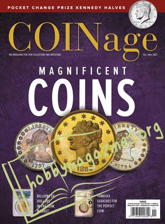 COINage - October/November 2021