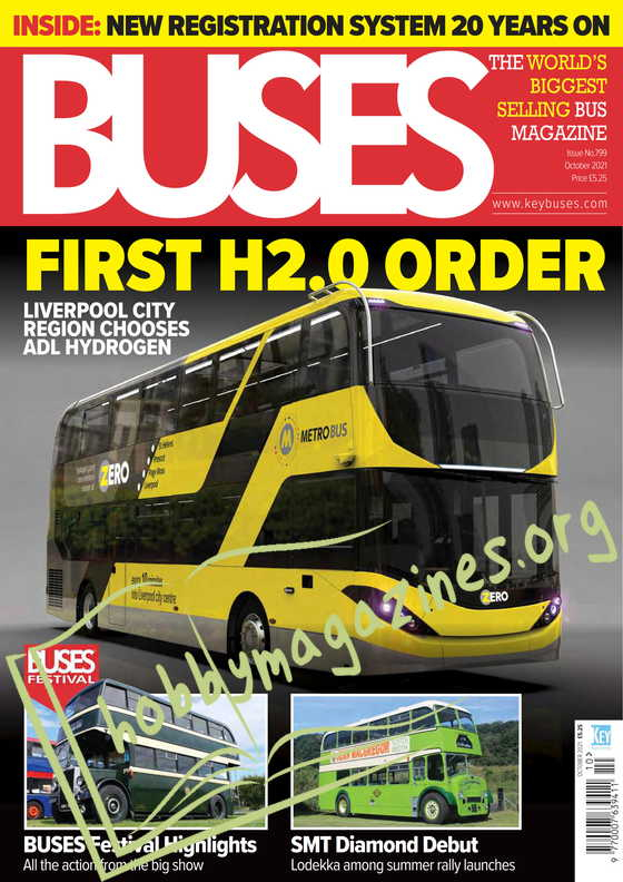 Buses - October 2021