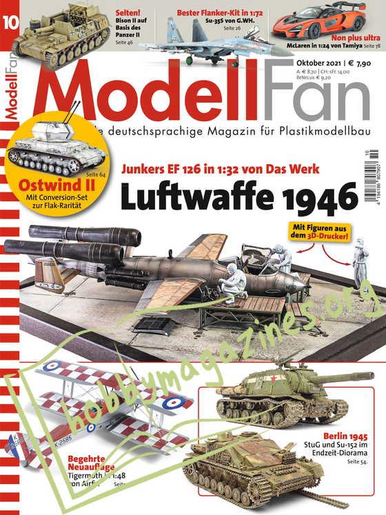 ModellFan – Oktober 2021