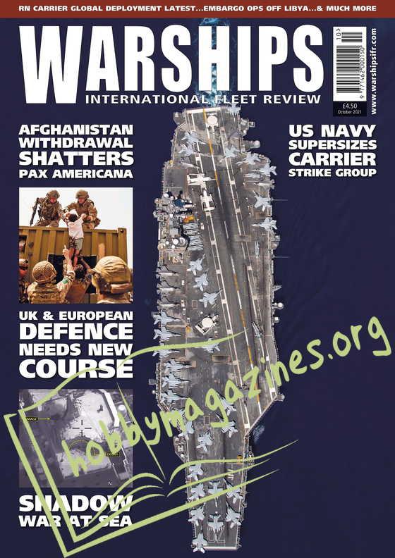 Warships International Fleet Review - October 2021
