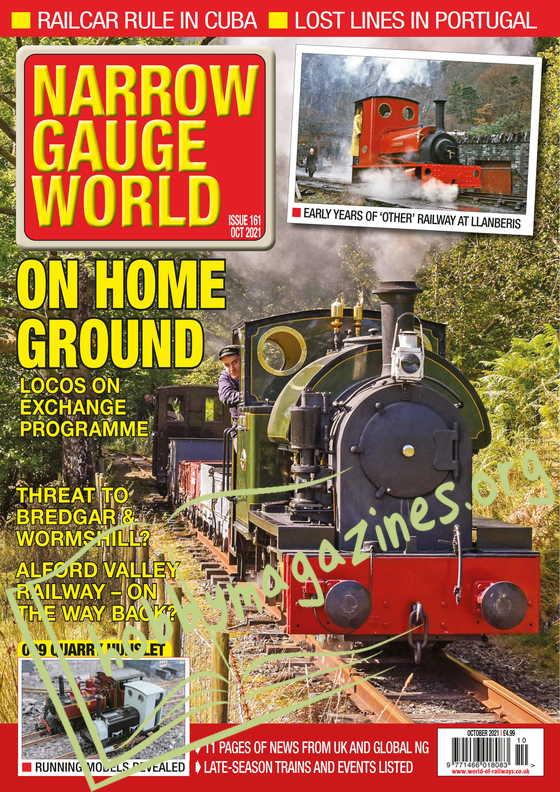 Narrow Gauge World - October 2021