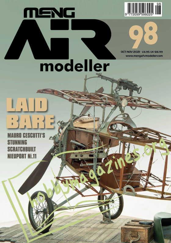 AIR Modeller - October/November 2021