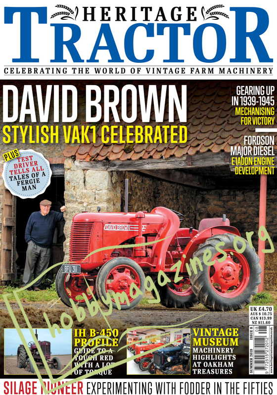 Heritage Tractor Issue 8