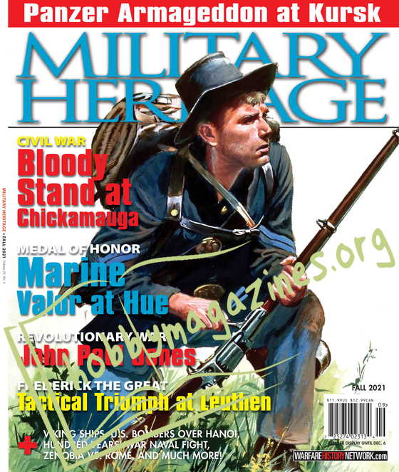Military Heritage - Fall 2021
