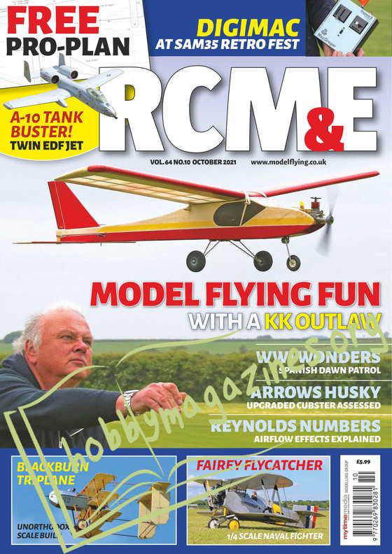 RCM&E - October 2021