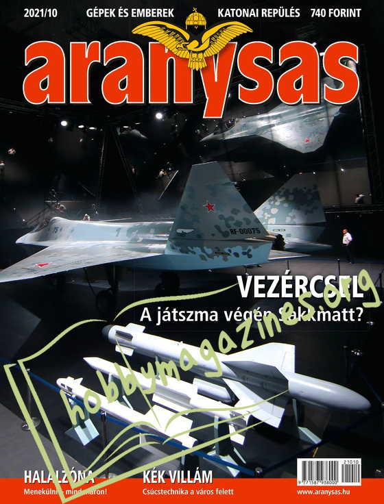 ARANYSAS 2021-10