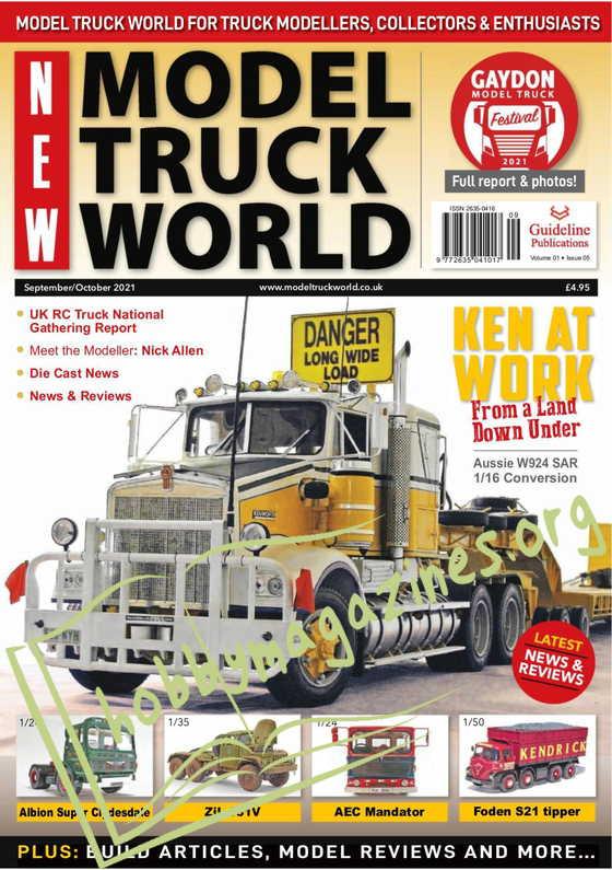 Model Truck World - September/October 2021