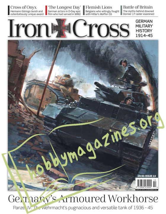 Iron Cross Issue 10