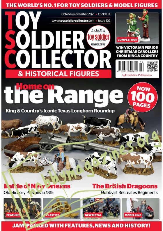 Toy Soldier Collector International - October/November 2021