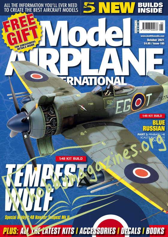 Model Airplane International - October 2021