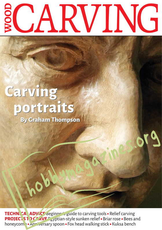Woodcarving Issue 183