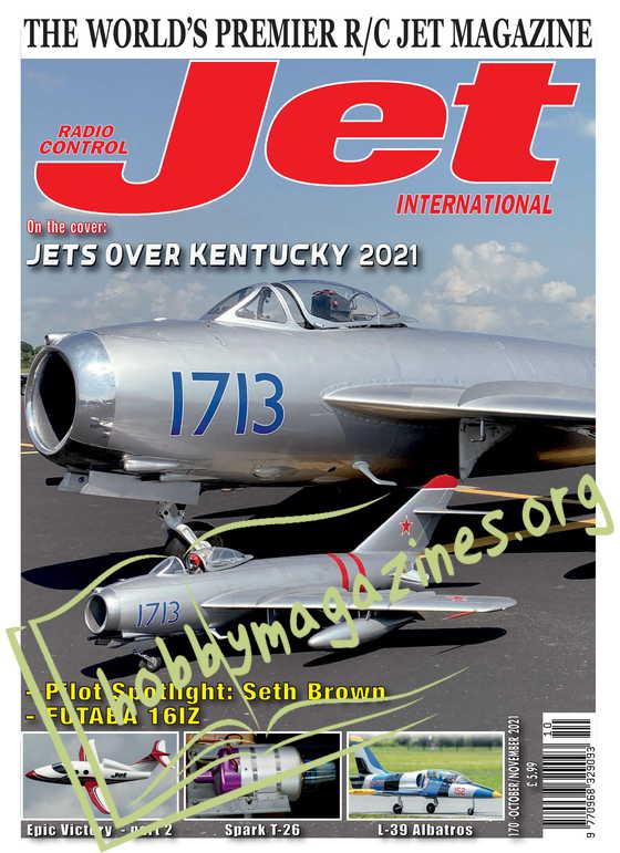 Radio Control Jet International - October/November 2021