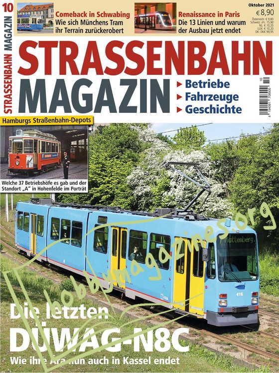Strassenbahn Magazin – Oktober 2021