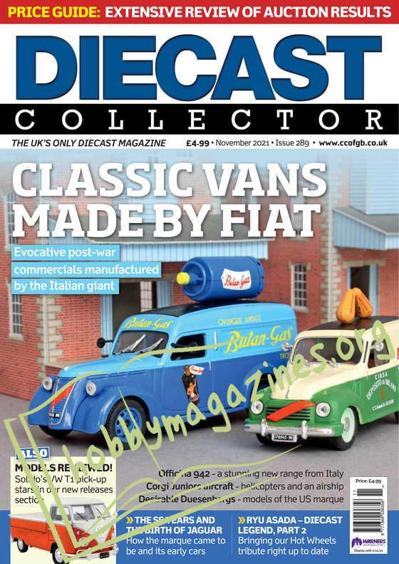 Diecast Collector - November 2021