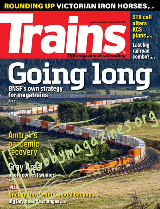 Trains - November 2021