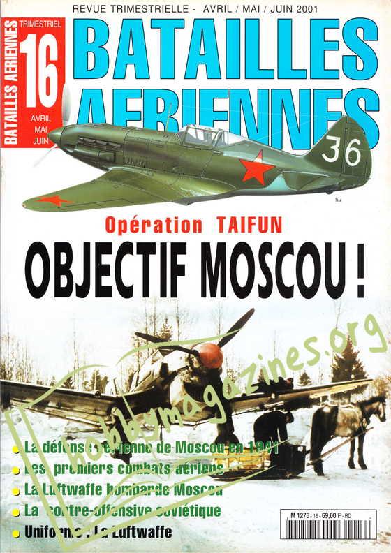 Batailles Aeriennes No.16