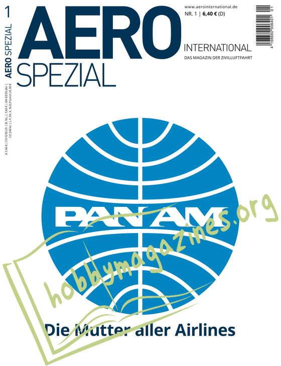 AERO International Spezial Nr.1