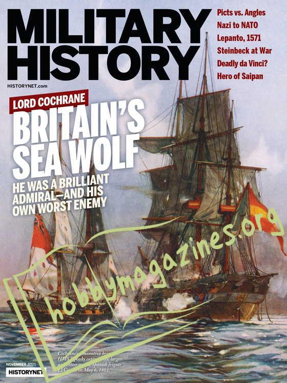 Military History - November 2021