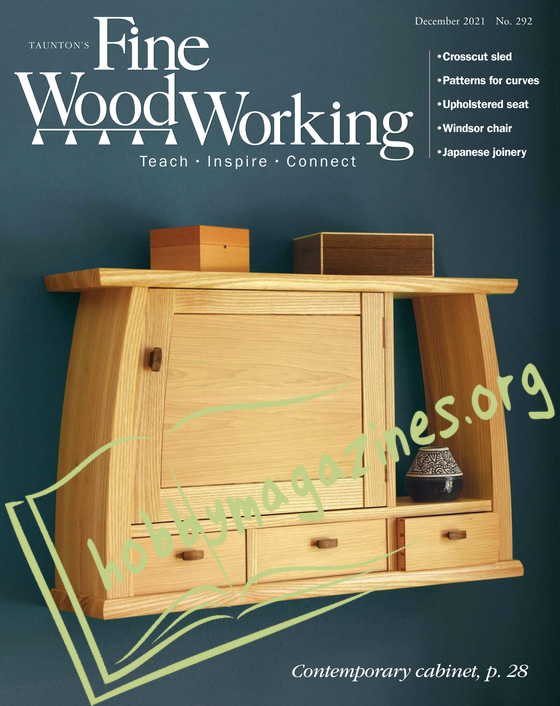 Fine Woodworking - December 2021