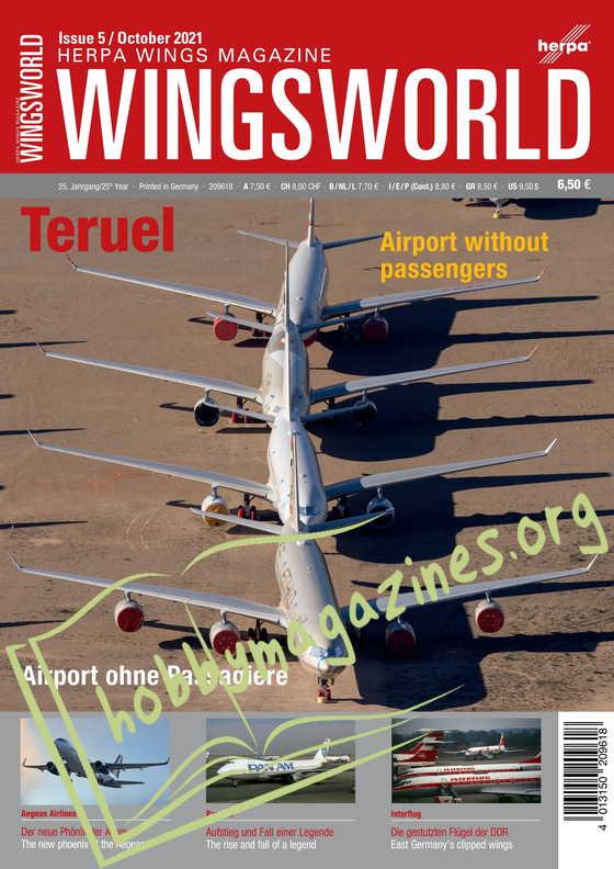 WingsWorld – October 2021