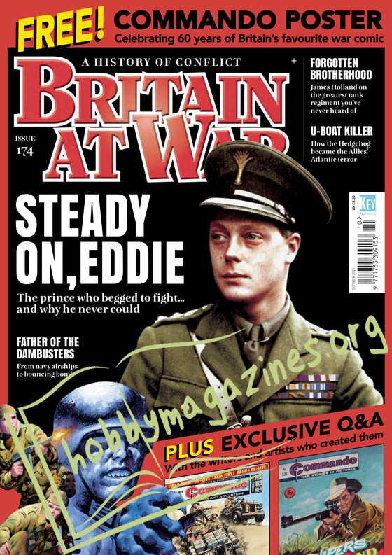 Britain at War - October 2021