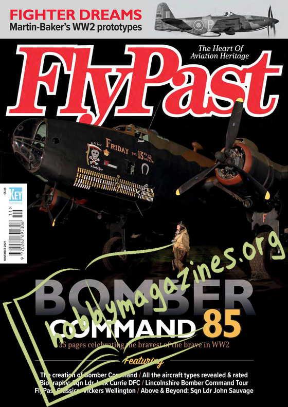 FlyPast - November 2021