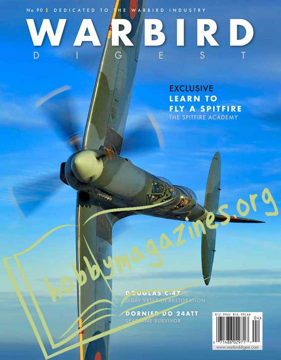 Warbird Digest No 90, 2021