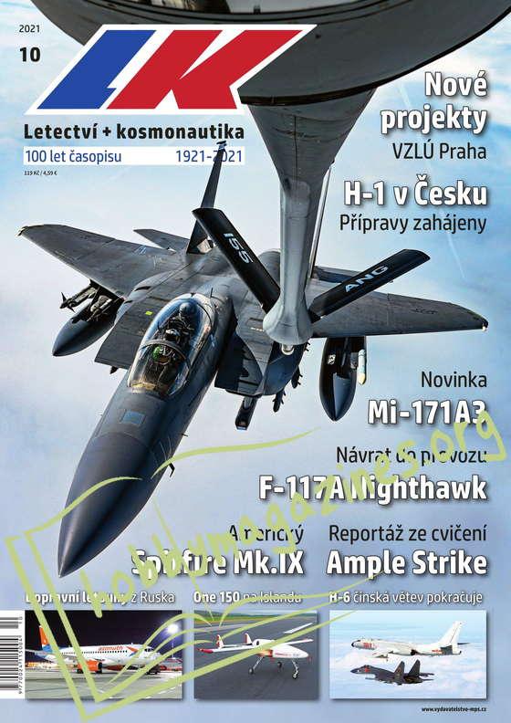 Letectvi+Kosmonautika 2021-10