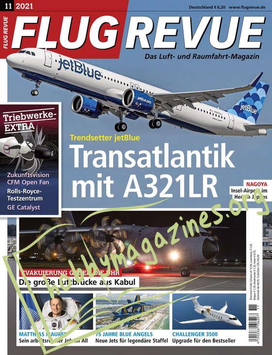 Flug Revue 2021-11