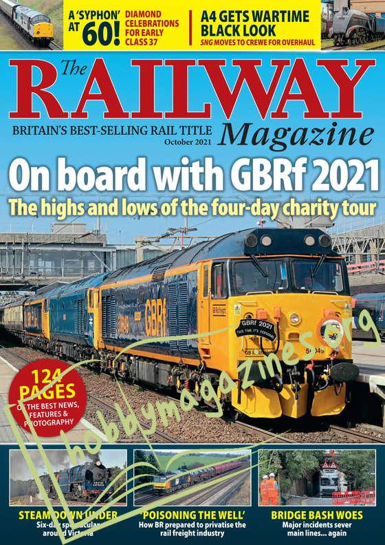 The Railway Magazine - October 2021