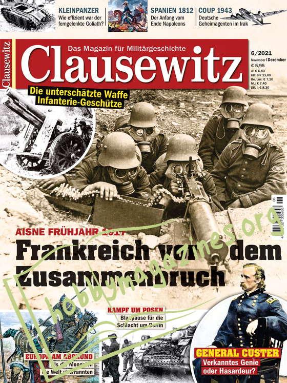 Clausewitz - November/Dezember 2021