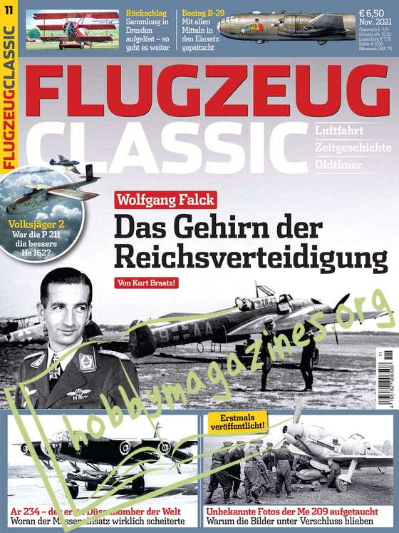 Flugzeug Classic 2021-11