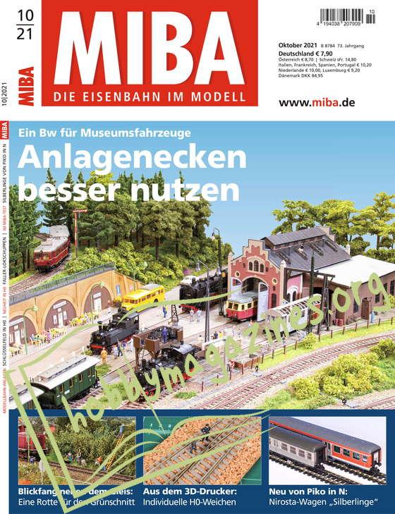 MIBA - Oktober 2021