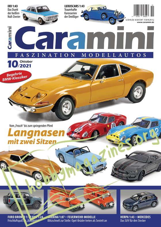 Caramini - Oktober 2021