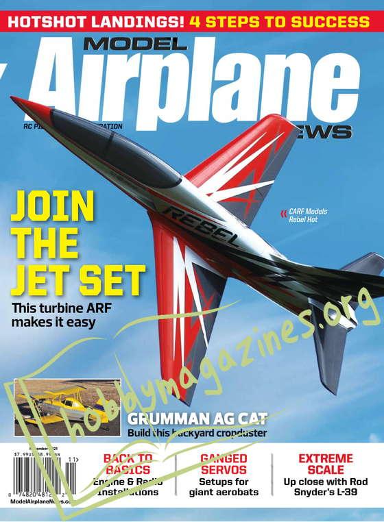 Model Airplane News - November 2021