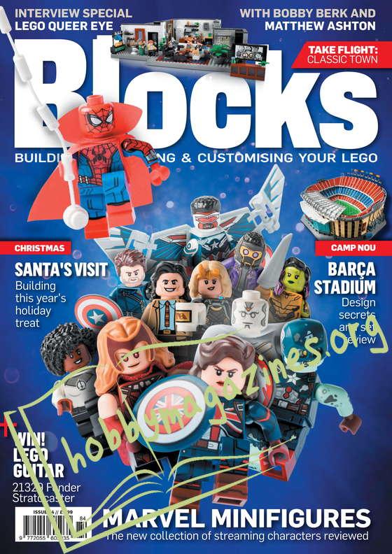 Blocks Issue 84