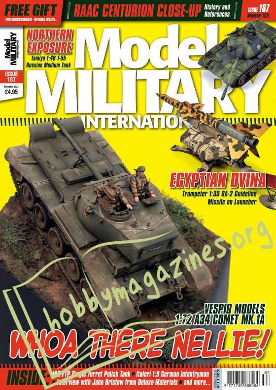 Model Military International - November 2021