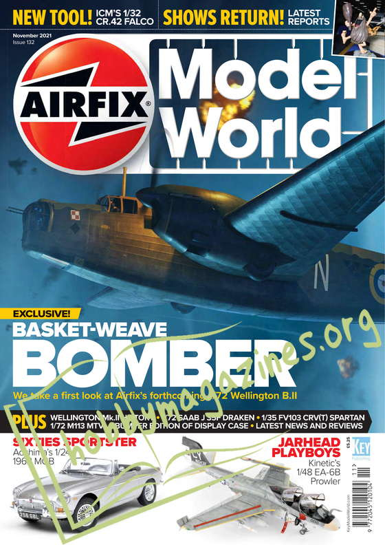 Airfix Model World - November 2021