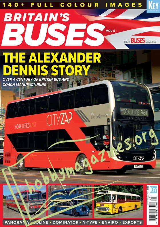 Britain's Buses Volume 6