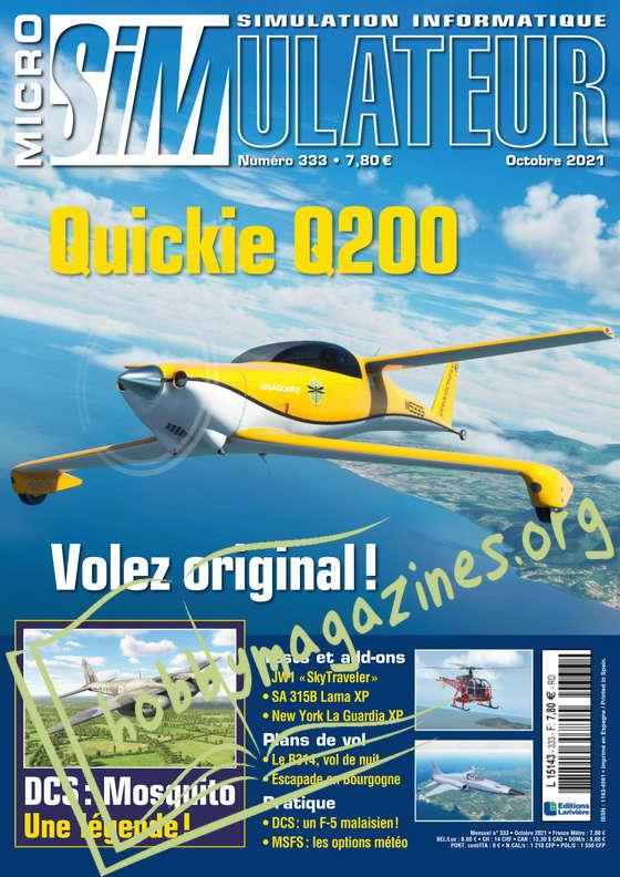 Micro Simulateur - Octobre 2021